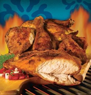 El Pollo Loco grillkana