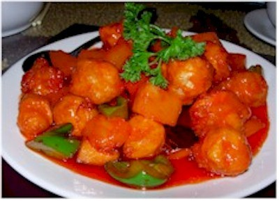 Chinese sweet and sour pork guangzhou travel guide chinese sweet and sour pork forumfinder Images