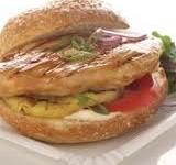 Island Chicken Sandwiches