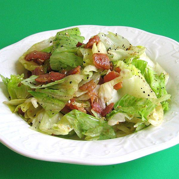 Lettuce salad recipes easy
