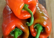 Curried Sweet Peppers