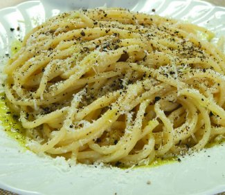 PASTA CACIO E PEPE | WizardRecipes