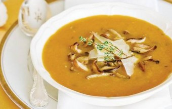 Fantastic Fennel Pumpkin Soup
