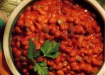 Italian- Style Baked Beans