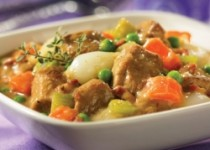 WINTER-STYLE VEAL STEW