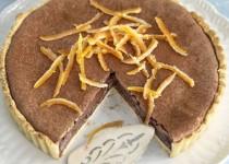 Chocolate and Orange Tart
