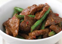 Hot and Sour Beef