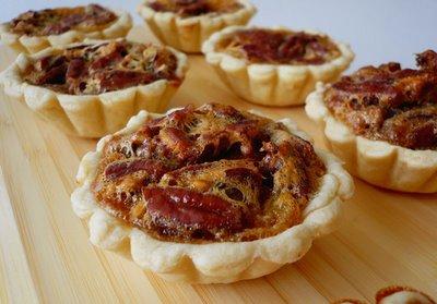 tarts mini pecan pies skinny pecan pie phyllo tarts pecan pie tarts ...