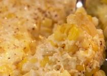 Tender Corn Pudding