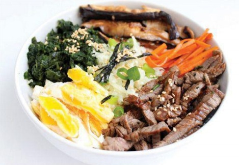 Image Gallery korean rice bowl