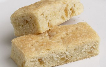 Gingered Shortbread