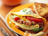 Knife-and-Fork Breakfast Tortillas