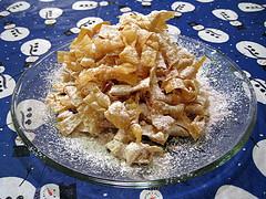 Polish Bowknot Cookies