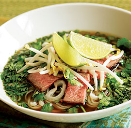 vietnamese this rice noodle soup beef noodle soup with rice noodles ...