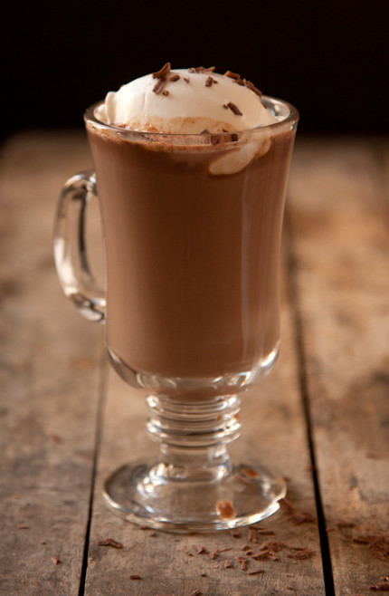 Irish Cream Hot Chocolate Wizardrecipes