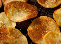 Baked Potato Crisps