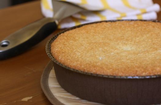 Lemon-Almond Butter Cake | WizardRecipes