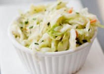 Sweet-Sour Coleslaw