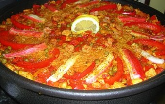Grau Family Paella Recipe