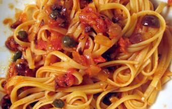 Pasta Alla Puttanesca