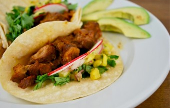 Pork Tacos