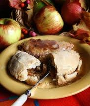 Fried Apple Pie Calzone