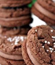 Nutella Cookie Sandwiches