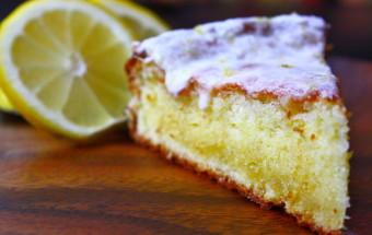 Citrus-Olive Oil Cake
