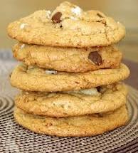Dark Chocolate and Orange Pistachio Cookies