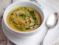 Mushroom and Herb Potage