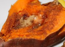 Sweet Potatoes with Brown Sugar–Cinnamon Butter