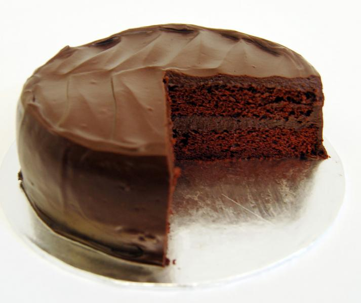 Resep Chocolate Truffle Cake