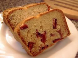 English plum bread