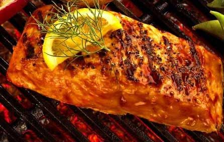 Grilled Salmon Recipe or Oven-Roasted Salmon