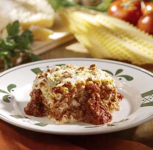 Olive garden lasagna wizardrecipes for Chicken parmesan lasagna olive garden