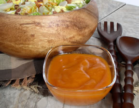 Sweet salad dressing