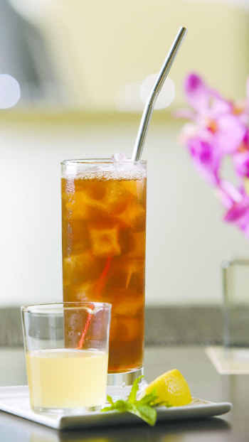 Texas iced tea