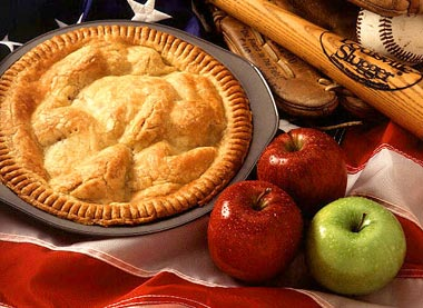 Amish delight apple pie