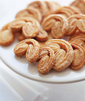 Palmiers | WizardRecipes