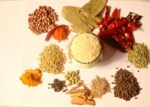 All about spices: Carraway Seed, Cardamom, Cinnamon, Clove, Coriander, Cumin and Curry Powder