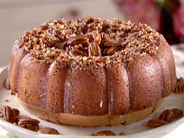 Butter Rum Cake Wizardrecipes