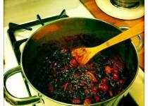 Cranberry-Kumquat Chutney