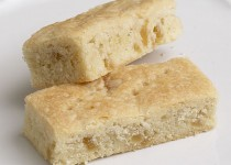 Gingered Shortbread