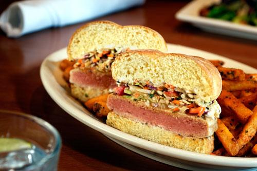 Whole Foods Tuna Steak
