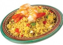 Curried Couscous Pilaf